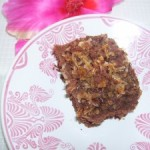 Weight Watcher's Upside Down German Chocolate Cake
