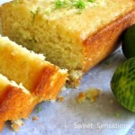 Buttermilk Lime Tea Bread