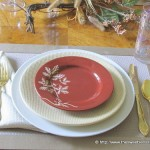 Amber Woods Tablescape Video