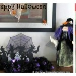 Halloween Treats and a Vignette