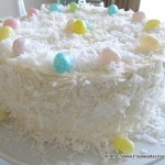 Coconut Layer Cake ~ Cake Slice Bakers