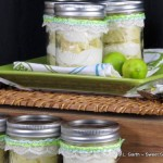 Key Lime Parfaits in a Jar