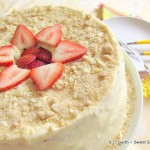 Absolutely the Best Yellow Cake ~ Cake Slice Bakers June