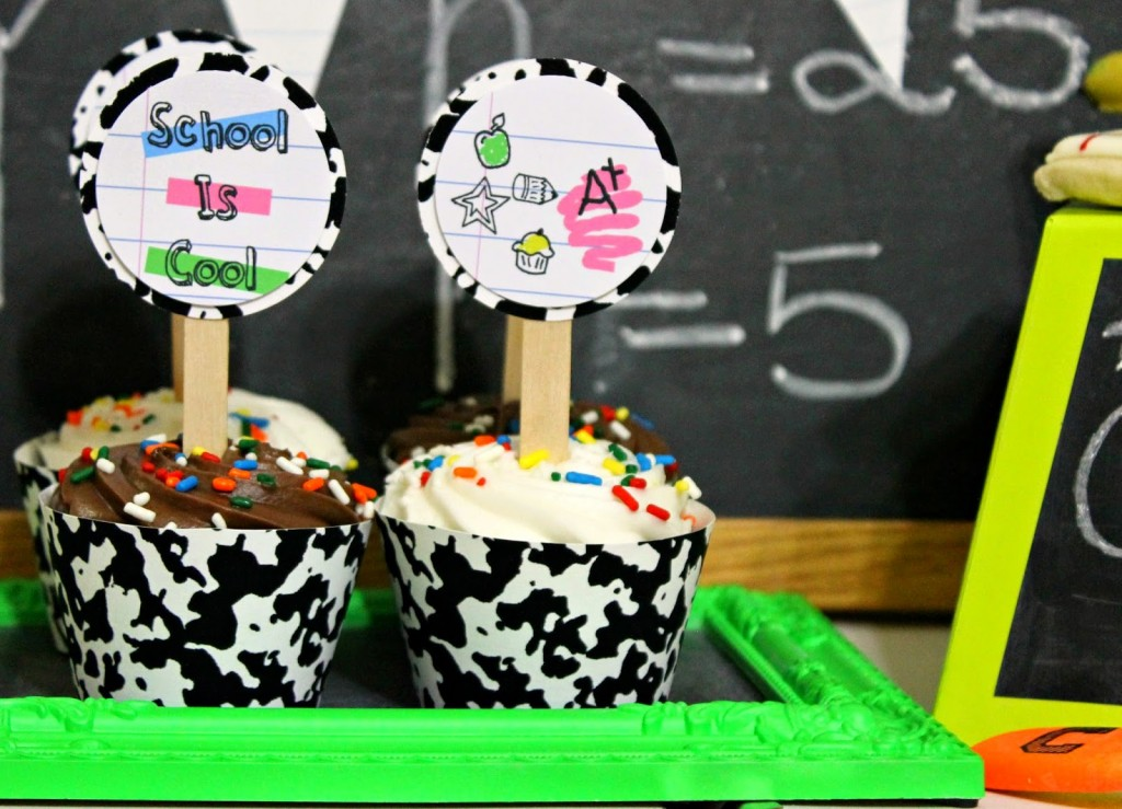School+is+Cool+Cupcake+toppers+and+wrappers2 keisha