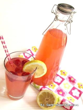 raspberry lemonade 1