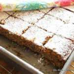 Banana Nut Cake ~ Cake Slice Bakers