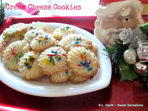 cream cheese cookies 1