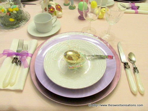 easter table a15