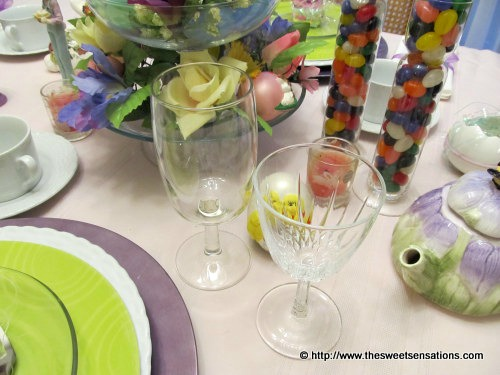 easter table a21