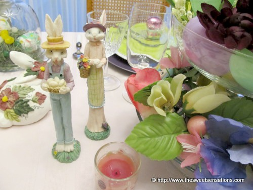 easter table a3