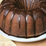 Sweet Potato Pound Cake ~ National Pound Cake Day