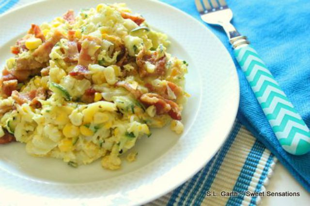 zucchini casserole 111