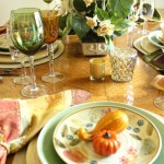 4 Practical Ideas for Seasonal Tablescapes