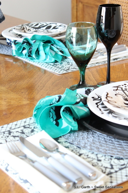 Multi Pattern Tablescape