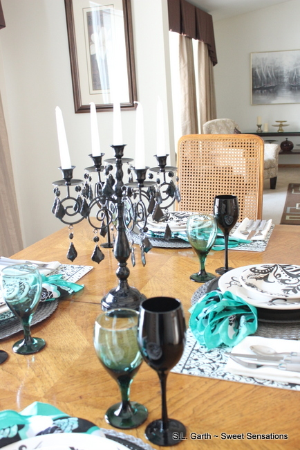 Multi Pattern Tablescape 8
