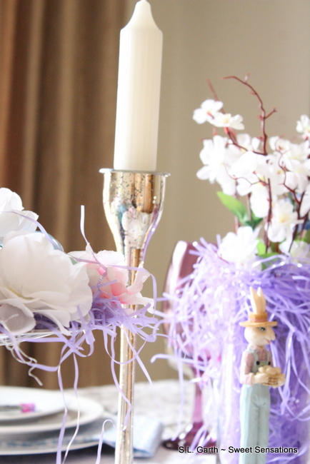 Crisp and Clean Easter Tablescape 14