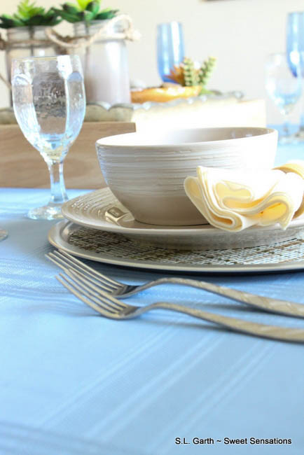 Adding Texture to Your Tablescape 29a