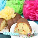 Funfetti Cream Cheese Bundt Cake
