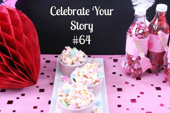 Whether you're linking up or just here for inspiration, welcome to Celebrate Your Story Link Party!
