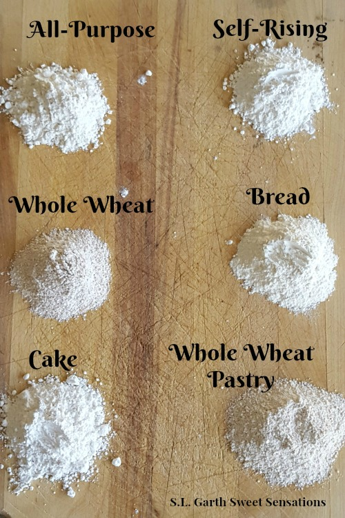 Flour Basics guides you to the best flour for your baking needs. It also details the best method for measuring, how to store it and it's shelf life.