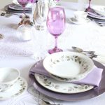 Quaint and Simple Easter Tablescape