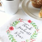 Gifts For Mom and Easy Mother's Day Breakfast Ideas